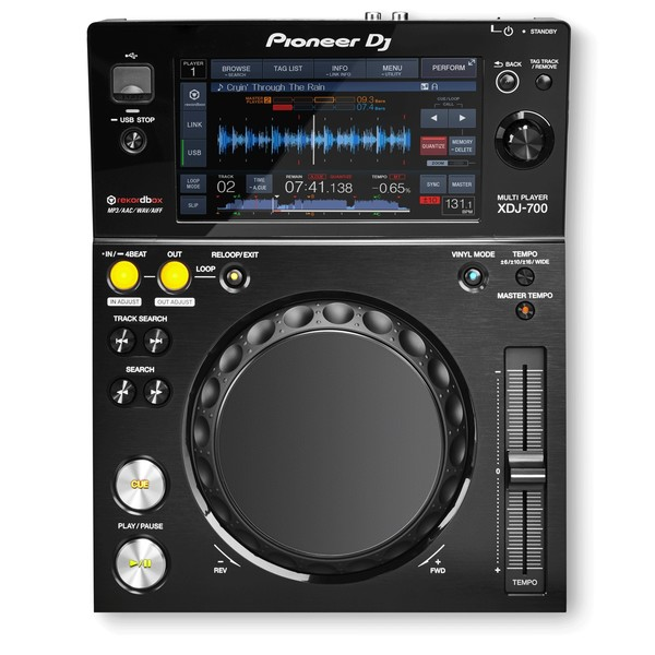 Pioneer XDJ-700 Touch Screen Digital Player