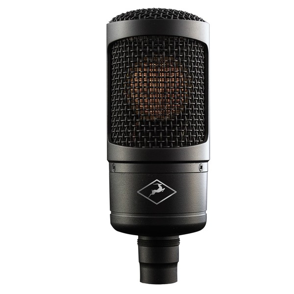 Antelope Audio Edge Solo Modeling Microphone - Front