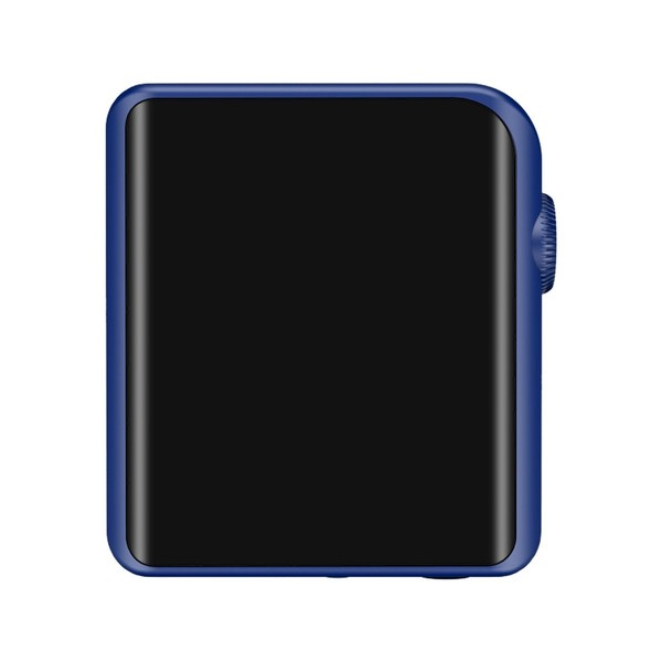 Shanling M0 Lossless Digital Audio Player, Blue - Front