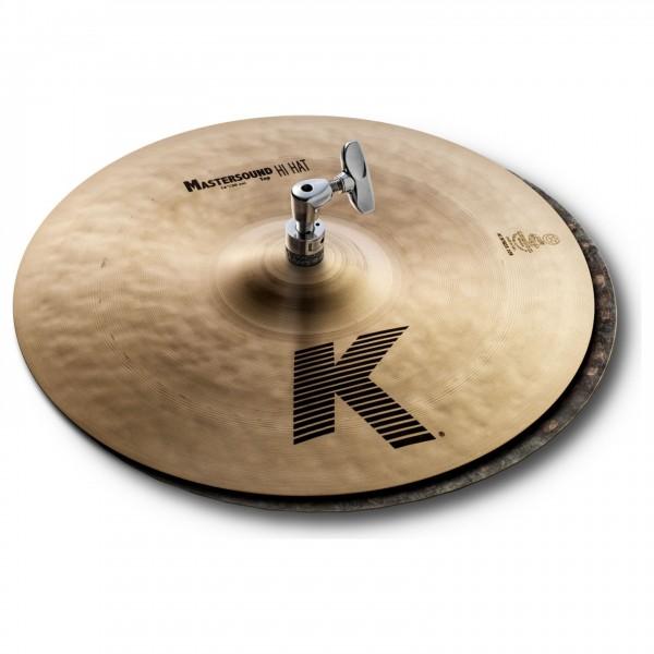 Zildjian K 14'' Mastersound Hi-Hat Pair - Main Image