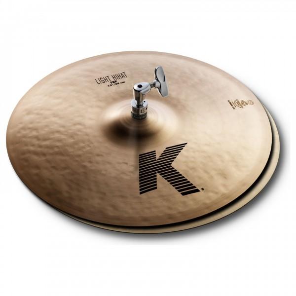 Zildjian K 15'' Light Hi-Hat Cymbals - Main Image