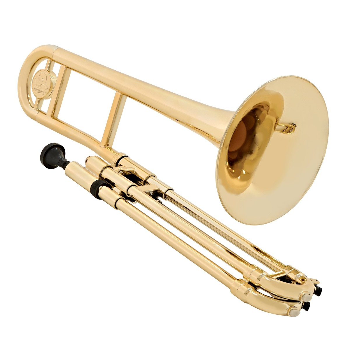 DISC Tromba Plastic Jazzbone, Gold