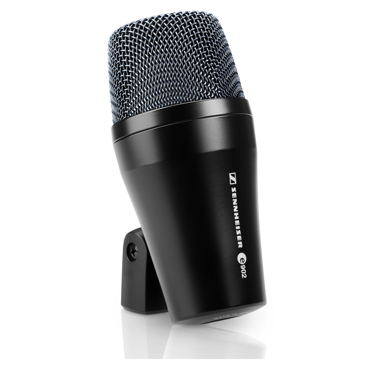 Click to view product details and reviews for Sennheiser E902 Dynamic Cardioid Bass Instrument Microphone B Stock.