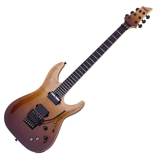 Schecter C-1 FR S SLS Elite, Antique Fade Burst