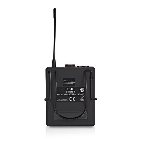 AKG Perception Wireless Presenter Set (ISM)
