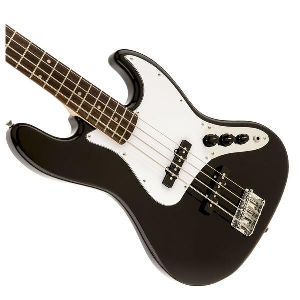 Squier Affinity Jazz Bass, Black - Body 3