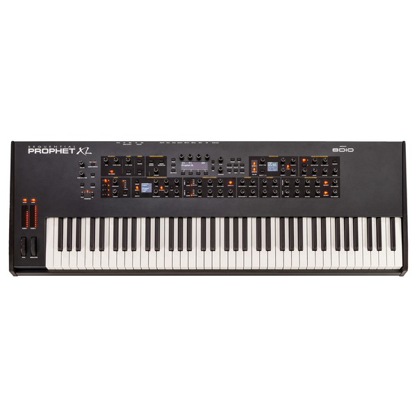 Sequential Prophet XL Analog Synthesizer - Top