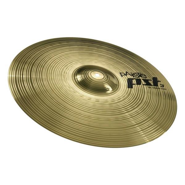 Paiste PST3 Bonus Cymbal Set w/Free 18'' Crash - 18'' Crash Ride