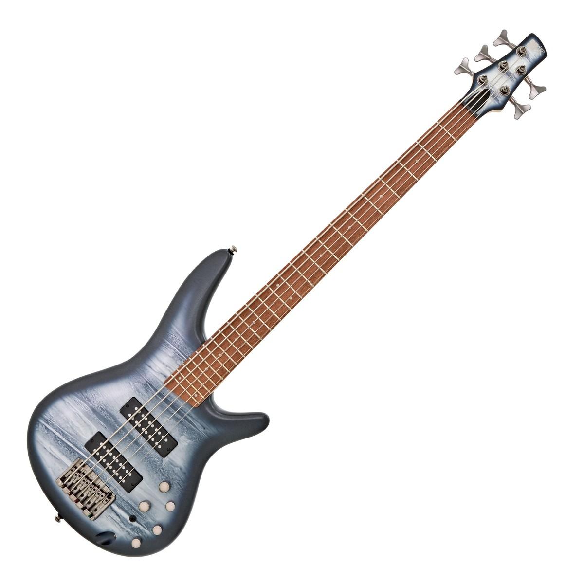 ibanez sr305e 5 string bass black planet matte at gear4music. Black Bedroom Furniture Sets. Home Design Ideas