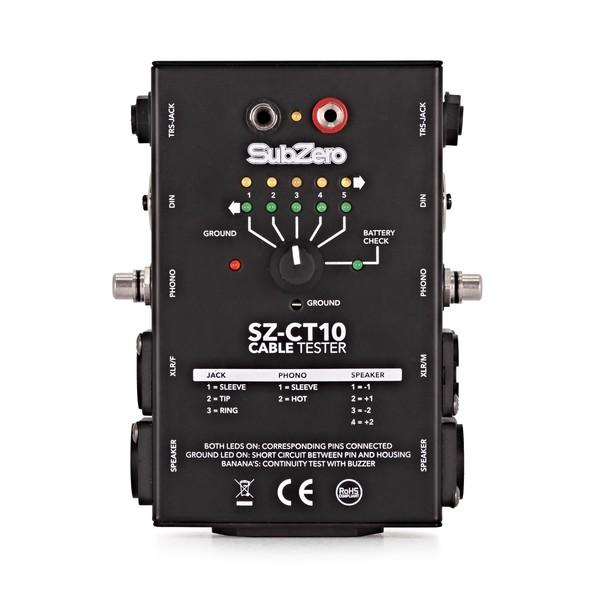 SubZero Cable Tester