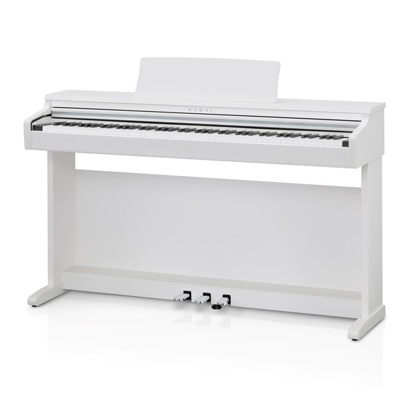 Kawai KDP110 Digital Piano, Satin White