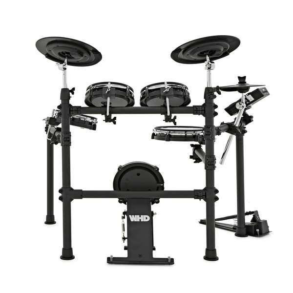 WHD 600-DX Mesh Electronic Drum Kit & 30W Amp Pack