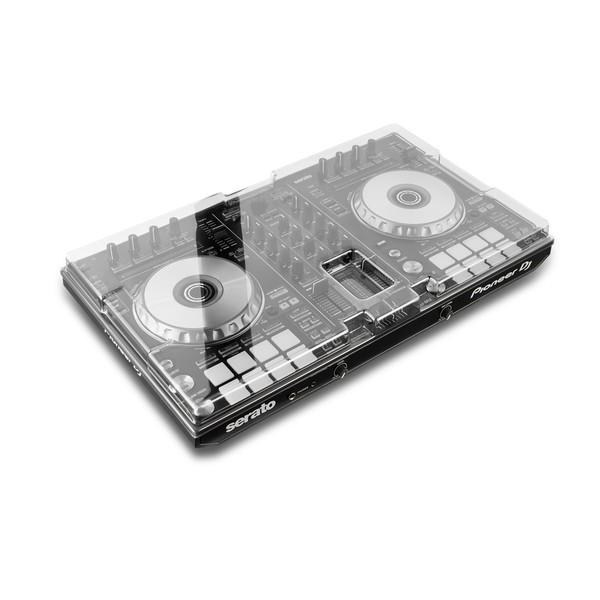 Pioneer DDJ-SR2 Professional DJ Controller with Decksaver Cover - Full Bundle
