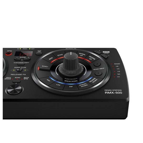 Pioneer RMX 500 Remix-Station DJ Effects Processor - Close Up