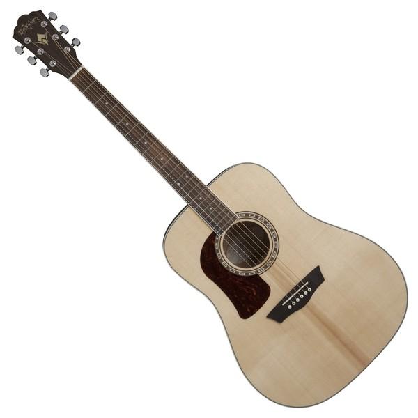 Washburn Heritage D10S Acoustic Left Handed, Natural