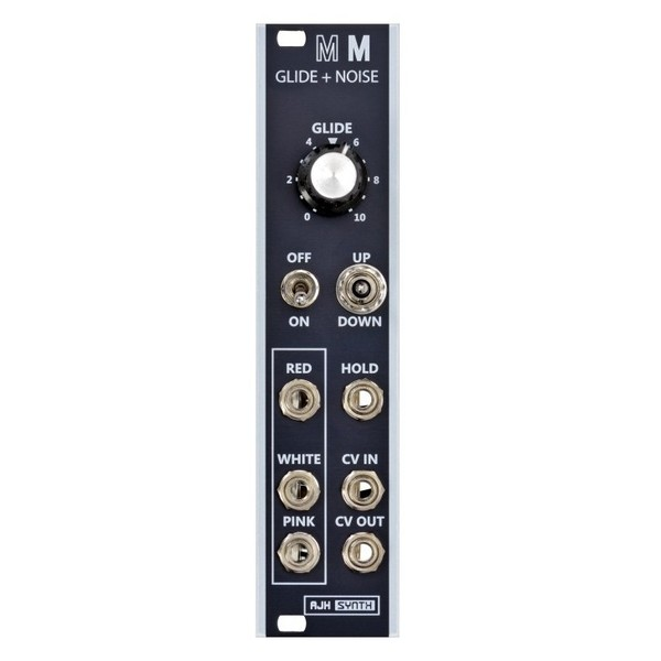 AJH Minimod Glide & Noise, Black - Main