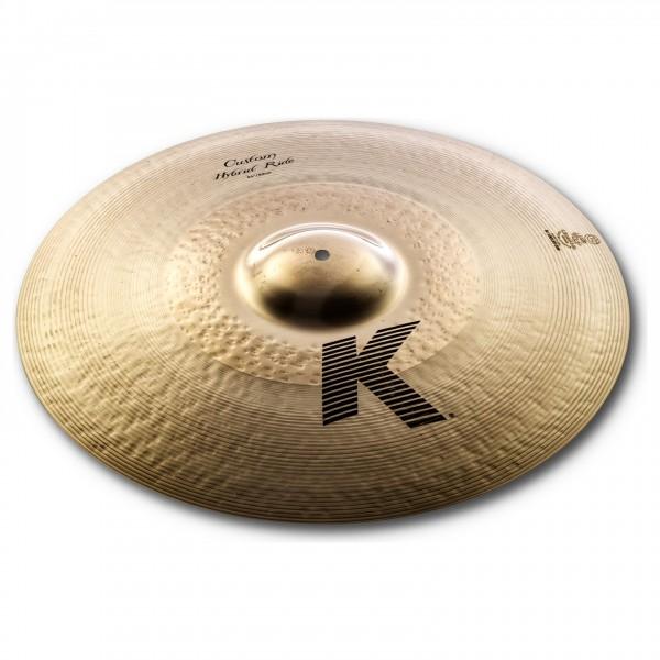Zildjian K Custom 21'' Hybrid Ride Cymbal - Main Image