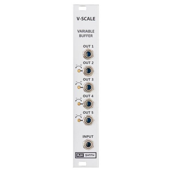 AJH V-Scale Active Multi, Silver - Main