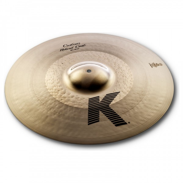 Zildjian K Custom 18'' Hybrid Crash Cymbal - Main Image