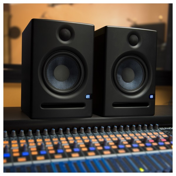 PreSonus Eris E5 Active Studio Monitor - Lifestyle 1
