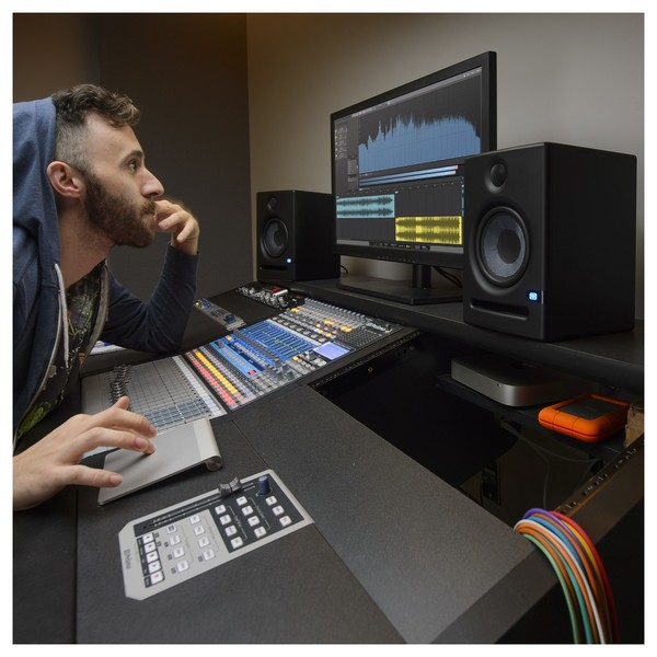 PreSonus Eris E5 Active Studio Monitor - Lifestyle 2