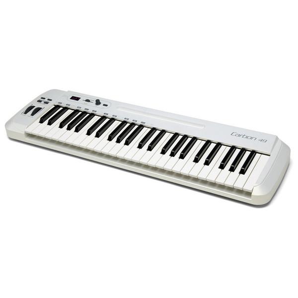 Samson Carbon 49 USB MIDI Keyboard Controller - main