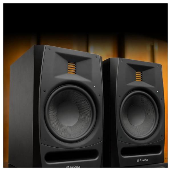 PreSonus R65 Studio Monitor, Single - Lifestyle