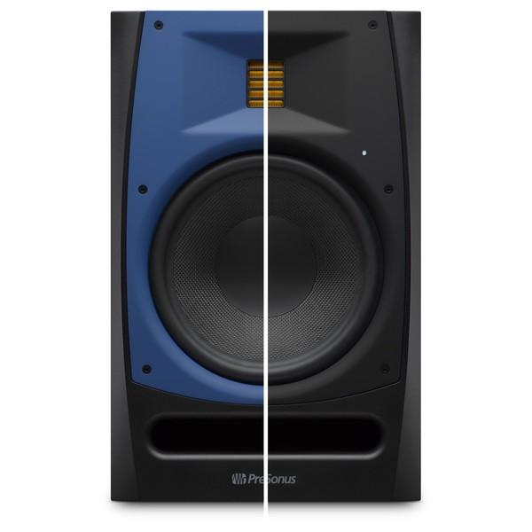 PreSonus R80 Studio Monitor - Faceplate Split