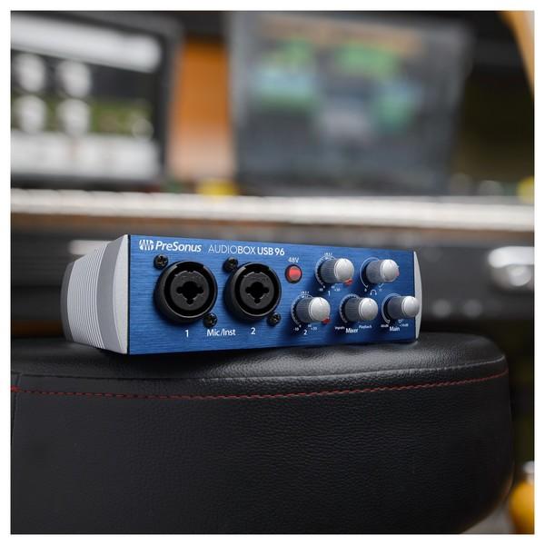 PreSonus Audiobox 96 - Lifestyle
