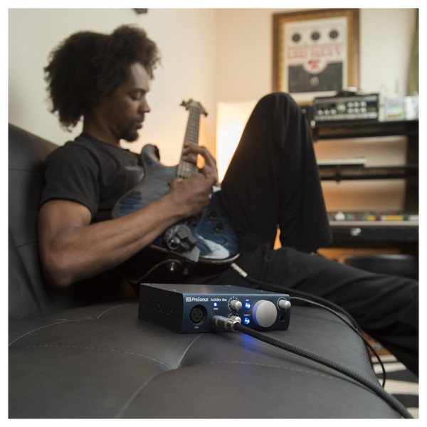 PreSonus AudioBox iOne iPad/USB Audio Interface - Lifestyle 2