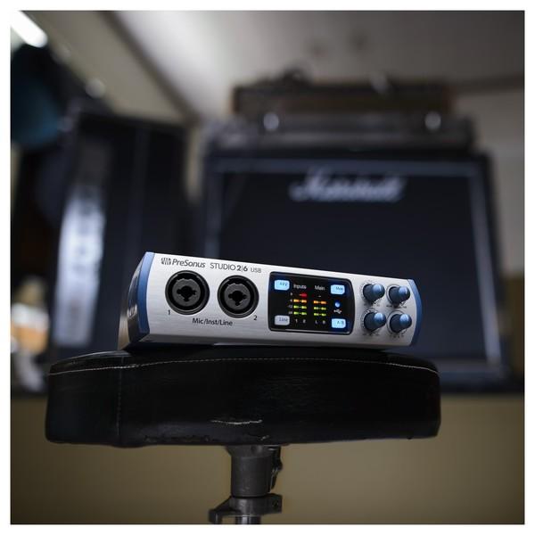 PreSonus Studio 2 6 Audio Interface - Lifestyle 1