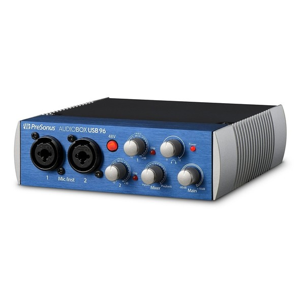 PreSonus Audiobox 96 Studio - Side