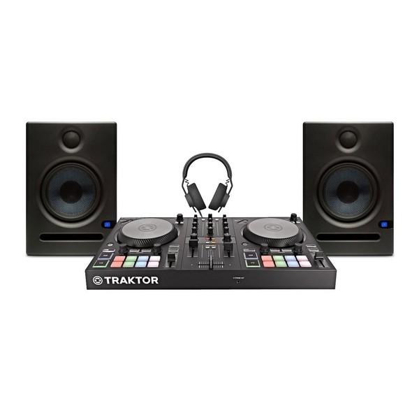 Native Instruments Traktor Kontrol S2 MK3 DJ Bundle - Full Bundle