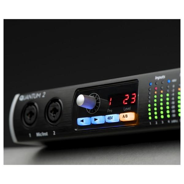 PreSonus Quantum 2 Thunderbolt Audio Interface - Lifestyle 2