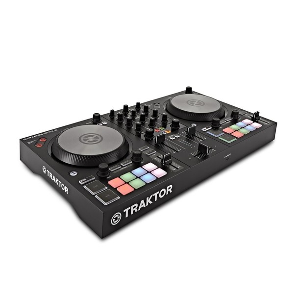 Native Instruments Traktor Kontrol S2 MK3 DJ Bundle
