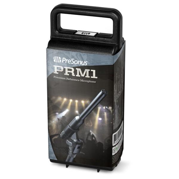 PreSonus PRM1 Precision Reference Microphone - Case