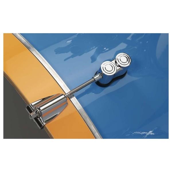 PDP Concept Maple LTD Edition 5pc Shell Pack, Blue Lacquer - Bass Drum Lug