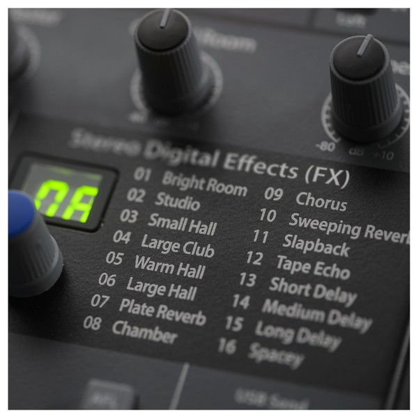 PreSonus StudioLive AR8 USB Mixer - FX