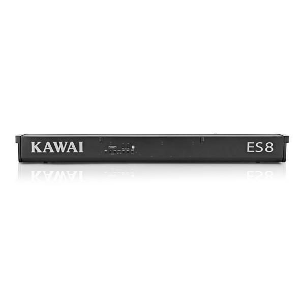 Kawai ES8 Digital Piano, Black back