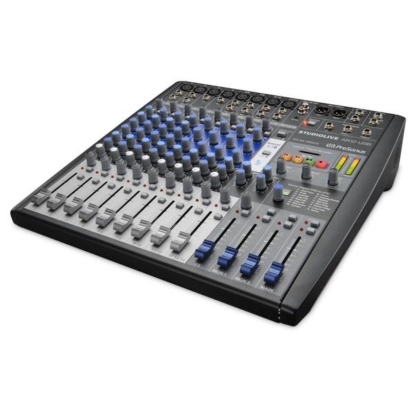 PreSonus StudioLive AR12 USB Mixer - Side