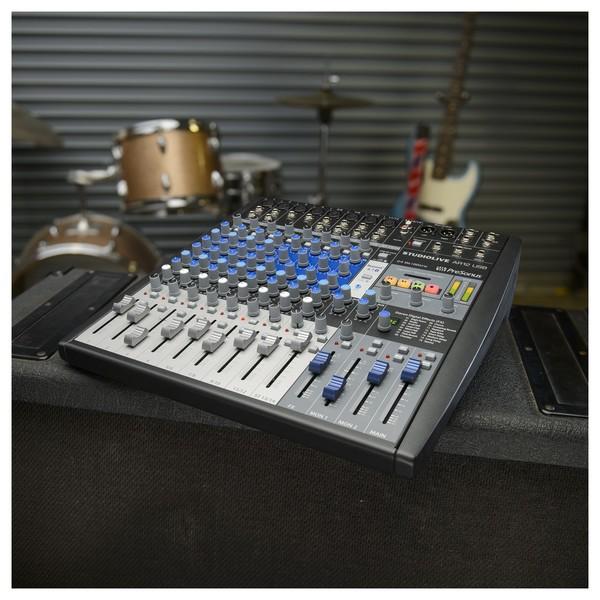 PreSonus StudioLive AR12 USB Mixer - Lifestyle