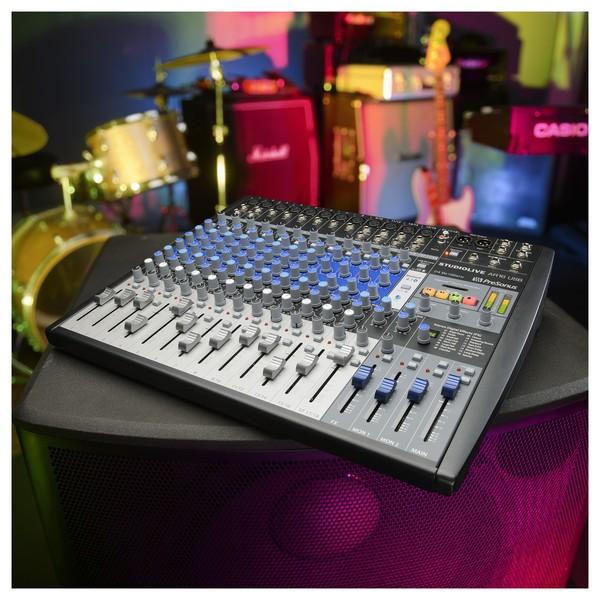 PreSonus StudioLive AR16 USB Mixer - Lifestyle