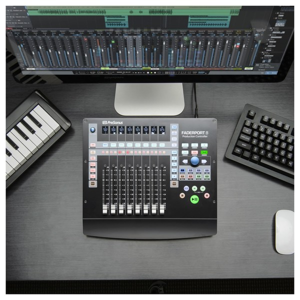 PreSonus FaderPort 8 DAW Control Surface - Lifestyle 2