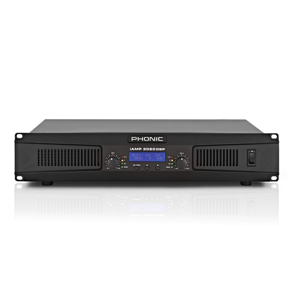 Phonic iAMP 3020 Digital Amplifier With DSP main