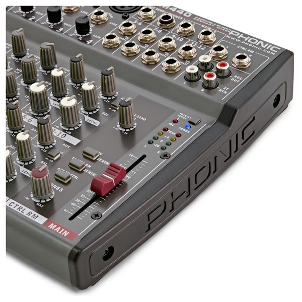 Phonic AM440 Analog Mixer close 2
