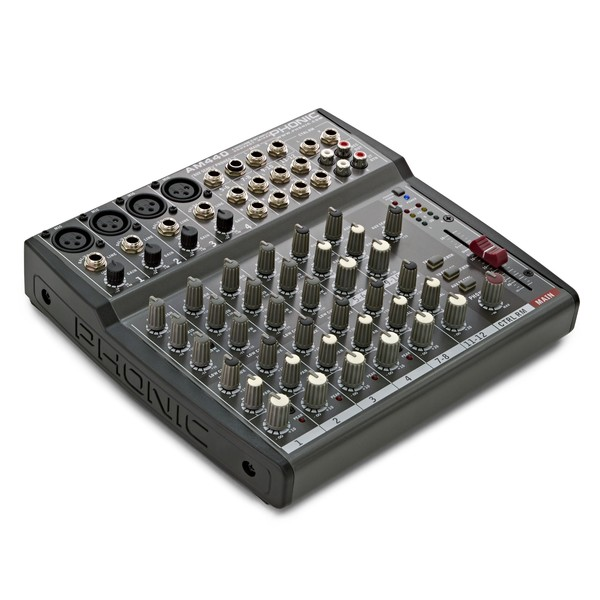 Phonic AM440 Analog Mixer angle