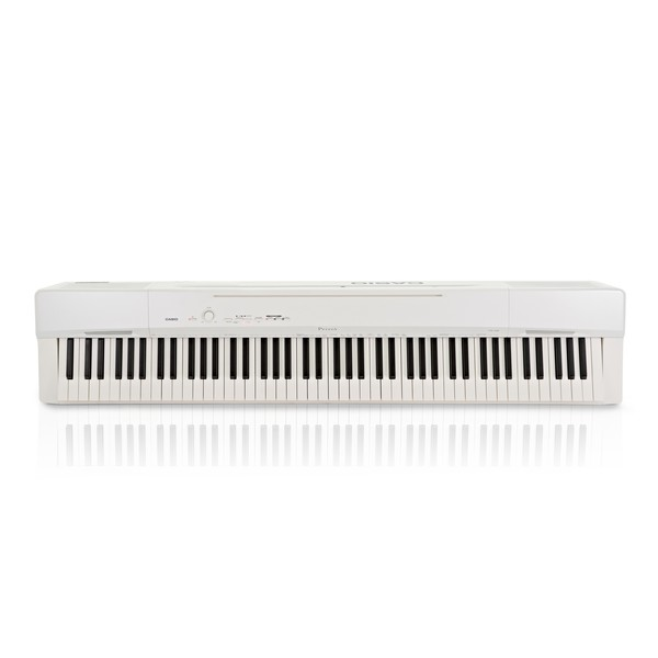 Casio Privia PX 160 Digital Piano, White main