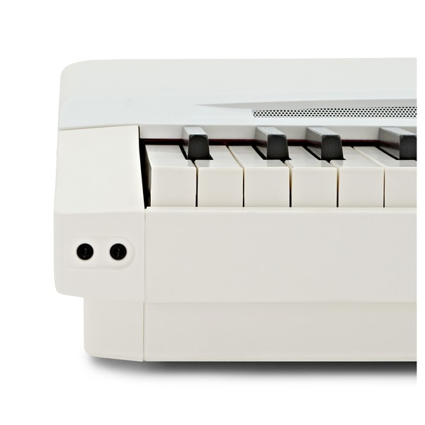 Casio Privia PX 160 Digital Piano, White close 2