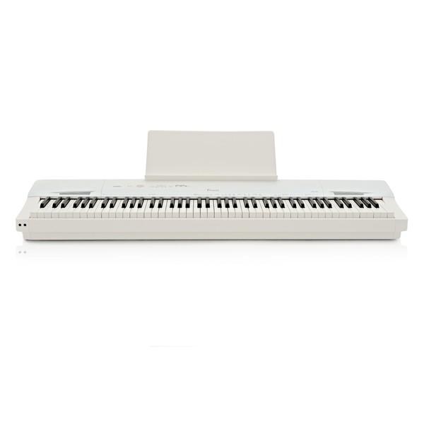 Casio Privia PX 160 Digital Piano, White front
