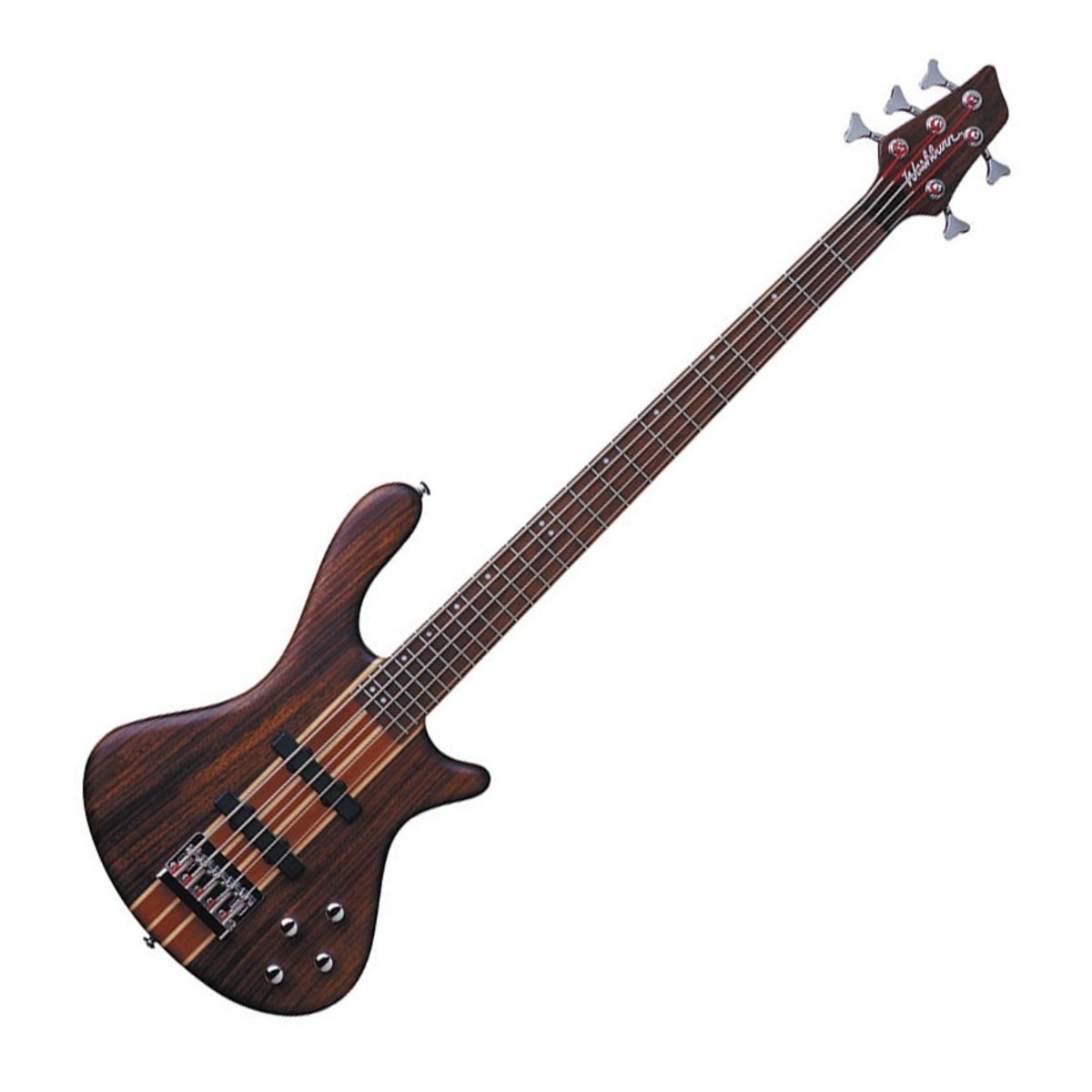 washburn t25 taurus 5 string bass natural at gear4music. Black Bedroom Furniture Sets. Home Design Ideas